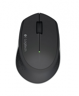 Logitech Wireless Mouse M280 [Black]
